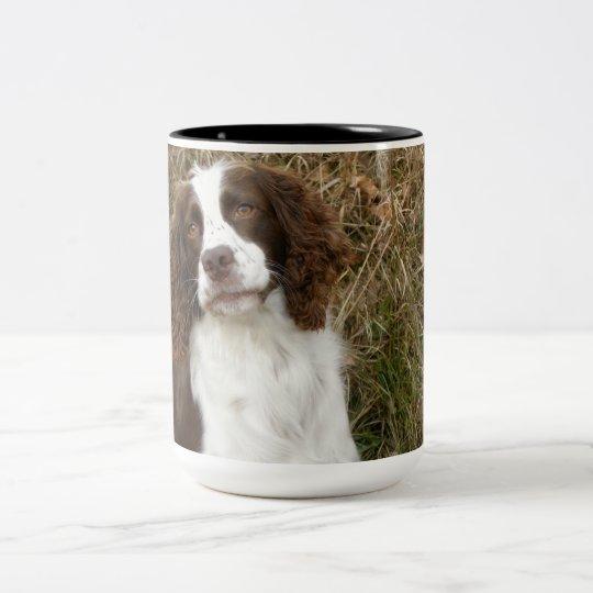 English Springer Spaniel - Best Friend Two-Tone Coffee