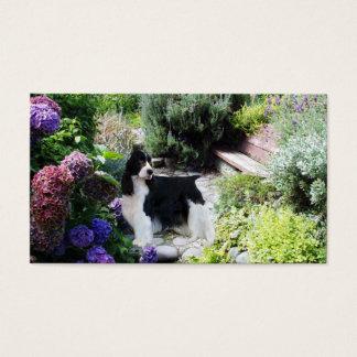 English Springer Spaniel Breeder Business Card