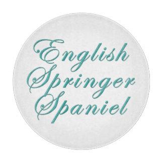 English Springer Spaniel Cutting Board