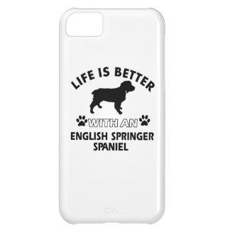English Springer Spaniel dog breeds iPhone 5C Case
