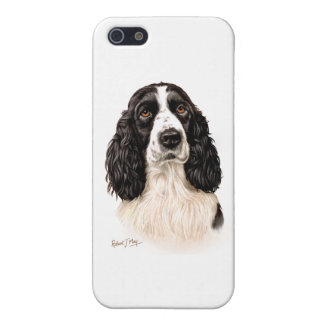 English Springer Spaniel iPhone 5/5S Cover