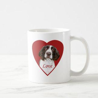 English Springer Spaniel Love Coffee Mug