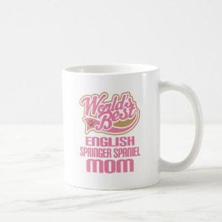 English Springer Spaniel Mom Dog Breed Gift Coffee Mug