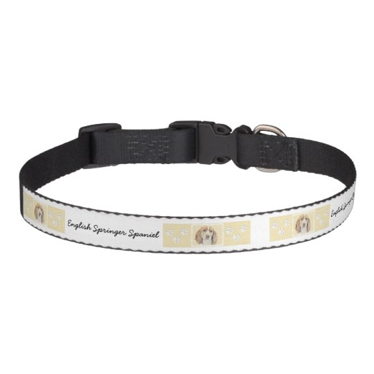 English Springer Spaniel Pet Collar