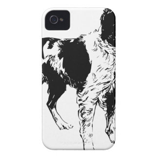 English Springer Spaniel  Sporting Pets Dogs iPhone 4 Case