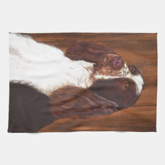 English Springer Spaniel Tea Towel