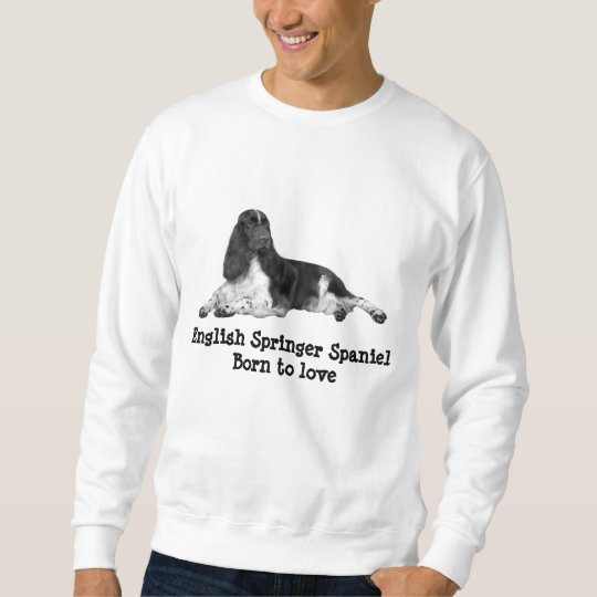 English Springer Spaniel Unisex Sweatshirt