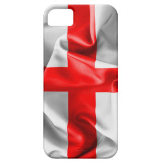 English St Georges Cross Flag iPhone 5 Cover