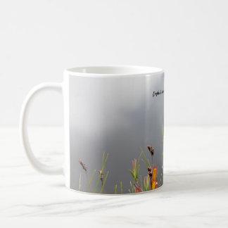 English Sundew Basic White Mug
