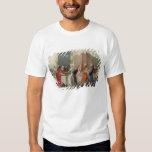 English Tea in the Salon des Quatre Glaces T Shirts