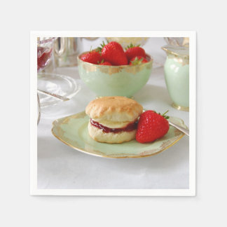 English Tea Paper Napkin