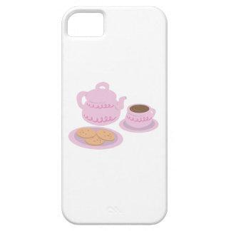 English Tea Time iPhone 5 Cover