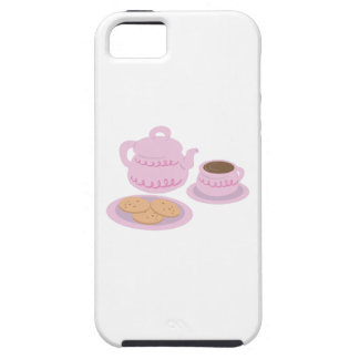 English Tea Time iPhone 5 Cases