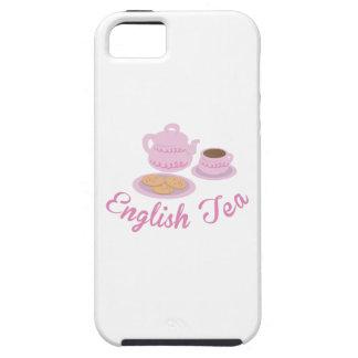 English Tea Time English Tea iPhone 5 Cover