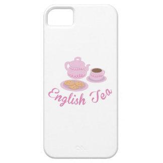 English Tea Time English Tea iPhone 5 Covers