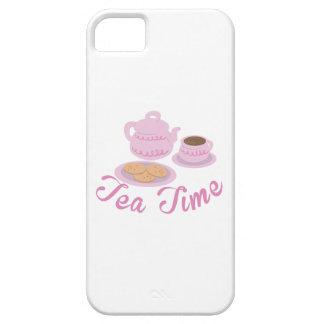 English Tea Time Tea Time iPhone 5 Case