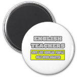 English Teachers...Much Smarter