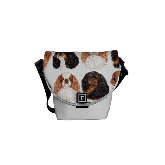 English Toy Spaniel Bag , All four Colours