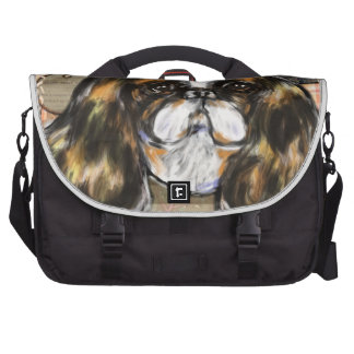 ENGLISH TOY SPANIEL BAGS FOR LAPTOP
