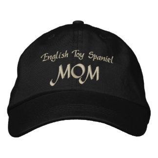 English Toy Spaniel Mom Gifts Baseball Cap