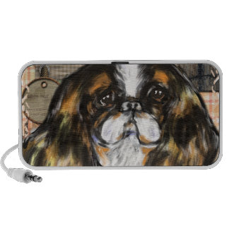ENGLISH TOY SPANIEL MP3 SPEAKERS