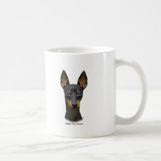 English Toy Terrier 9R095D-013 Coffee Mug