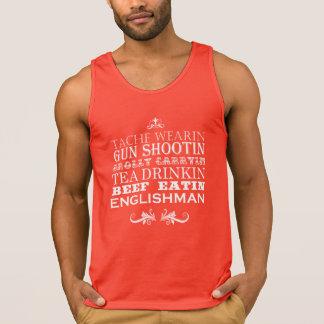 Englishman Sports Vest Tank