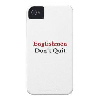Englishmen Don t Quit Case-Mate iPhone 4 Case