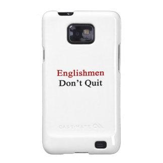 Englishmen Don t Quit Samsung Galaxy SII Cases
