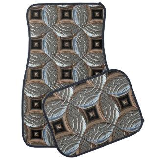 Engraved 7 Floor Mats Floor Mat