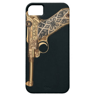 Engraved Antique Gun Collector iPhone 5 Covers