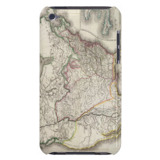 Engraved Map of North America Barely There iPod Cover