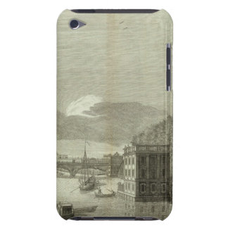 Engraved View of Saint Petersburg iPod Touch Cover