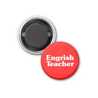 Engrish Teacher Magnet