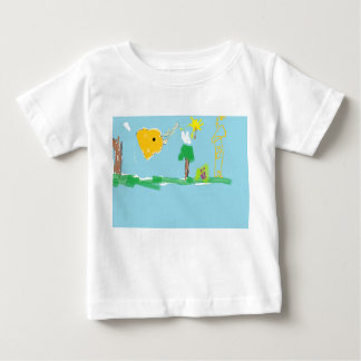 engryberd baby T-Shirt