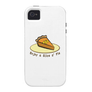 Enjoy a Slice iPhone 4 Cover