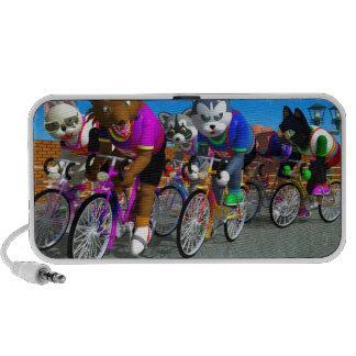 Enjoy Bicycle iPod Speaker