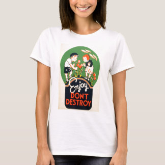 Enjoy, Don't Destroy T-Shirt