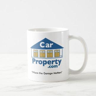 Enjoy it in Your Garage Coffee Mug