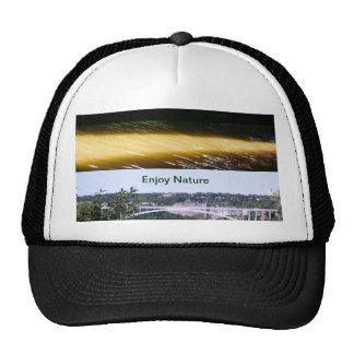 Enjoy Nature Walk Trucker Hat