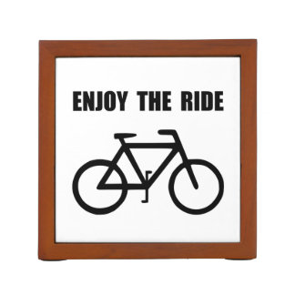 Enjoy Ride Bike Pencil/Pen Holder