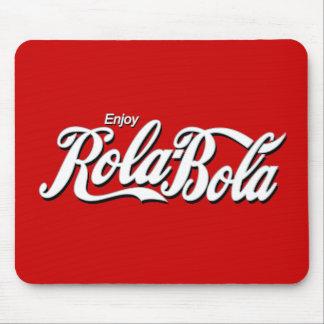 Enjoy Rola-Bola Mouse Mat