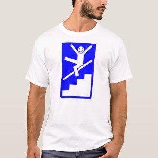 Enjoy sliding Down Banisters T-Shirt