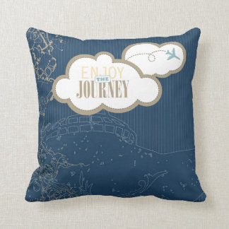 Enjoy the Journey Cushion