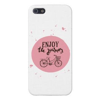 Enjoy the journey iPhone 5/5S case