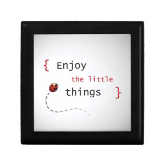 Enjoy The Little Things 2 Gift Box