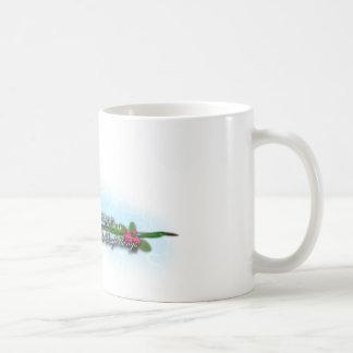 Enjoy the little things basic white mug