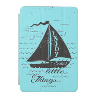 Enjoy The Little Things Poster iPad Mini Cover