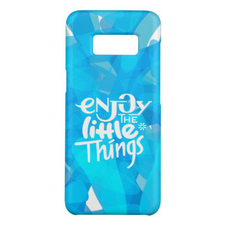 Enjoy The Little Things - S8 Case