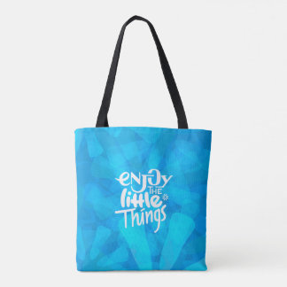 Enjoy the little things - Tote Tote Bag